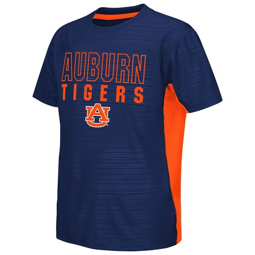 Colosseum Athletics™ Youth Auburn University In the Vault Cut and Sew T-shirt