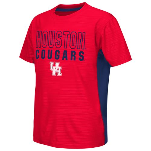 Colosseum Athletics™ Youth University of Houston In the Vault Cut and Sew T-shirt - view number 1