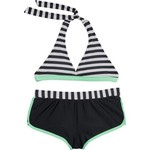 O'Rageous Kids Girls' Ships Ahoy 2-Piece Bikini Swimsuit - view number 1