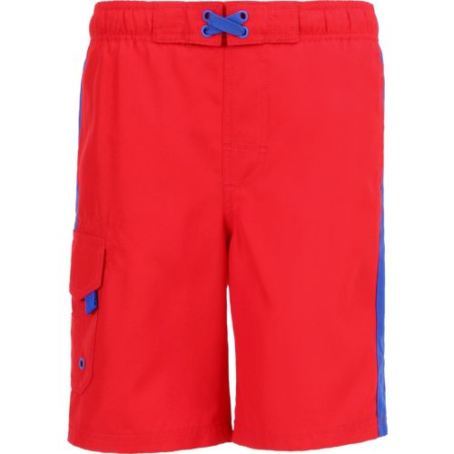 O'Rageous Boys' Side Taped Cargo Boardshort