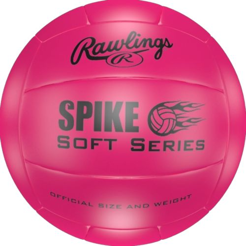 Display product reviews for Rawlings Spike Soft Series Volleyball