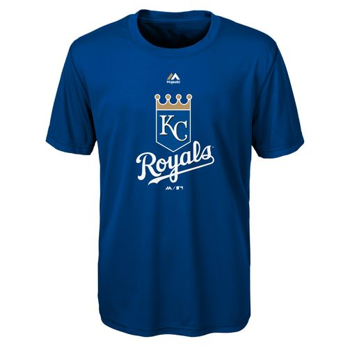 MLB Toddlers' Kansas City Royals Primary Logo T-shirt