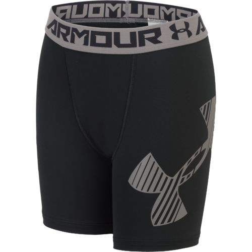 Under Armour Boys' HeatGear Armour Mid Underwear - view number 1