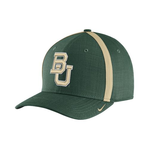Nike™ Men's Baylor University AeroBill Sideline Coaches Cap