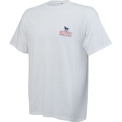 Southern Heritage Men's America Sail T-shirt - view number 3