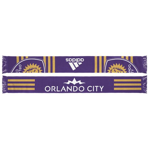adidas Men's Orlando City SC Jersey Scarf - view number 1