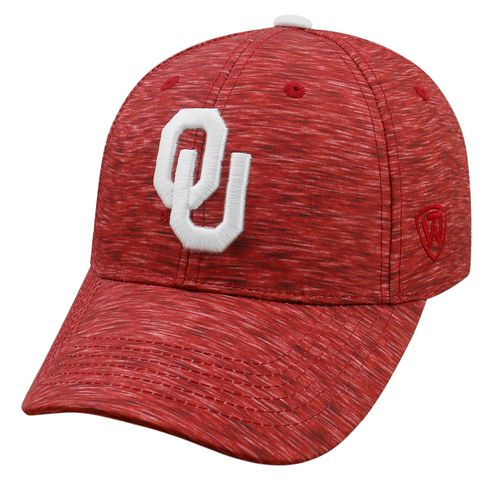 Top of the World Men's University of Oklahoma Warpspeed Cap