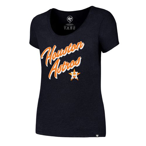 '47 Houston Astros Women's Script Club T-shirt