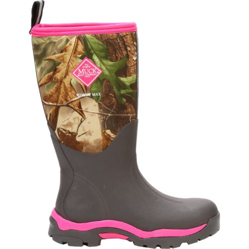 Muck Boot Women's Woody PK Hunting Boots