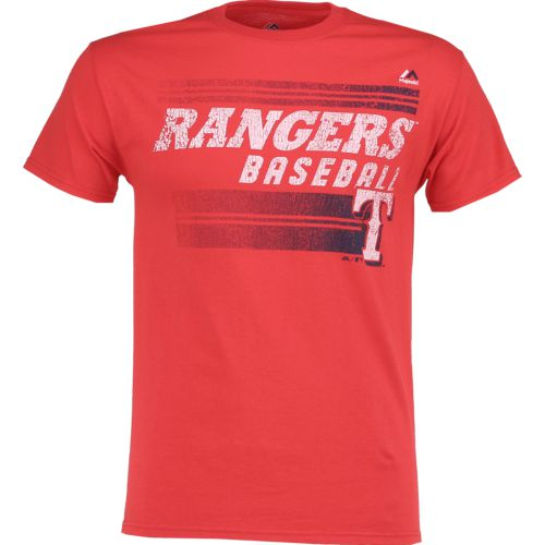 Majestic Men's Texas Rangers Turning the Tables T-shirt