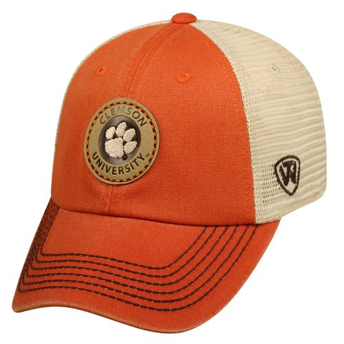 Top of the World Men's Clemson University Outlander 2-Tone Cap