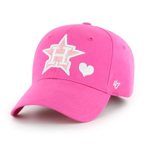 '47 Houston Astros Girls' Sugar Sweet MVP Cap