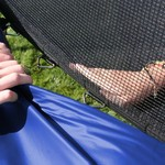 Skywalker Trampolines 8 ft Round Trampoline with Enclosure - view number 2