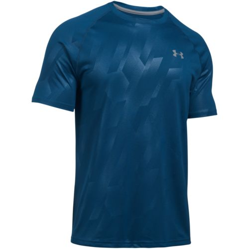 Under Armour Men's UA Tech Emboss T-shirt