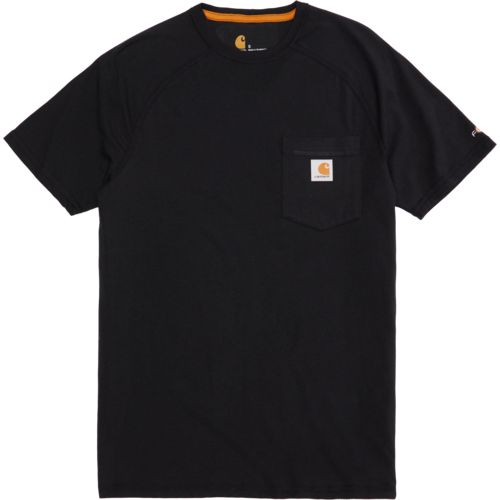 Carhartt Men's Force Cotton Short Sleeve T-shirt - view number 4