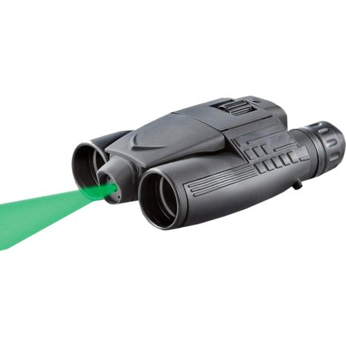 Cassini K-9 8 x 32 Green Laser Binoculars - view number 1