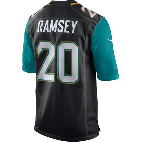 Nike Men's Jacksonville Jaguars Jalen Ramsey Game Jersey - view number 1