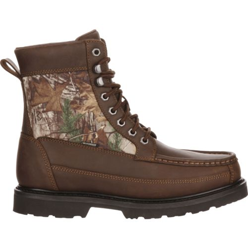 Display product reviews for Magellan Outdoors Men's Upland Hiker Hunting Boots
