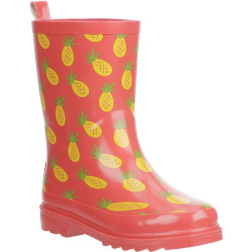 Austin Trading Co. Girls' Pineapple Rubber Boots - view number 2