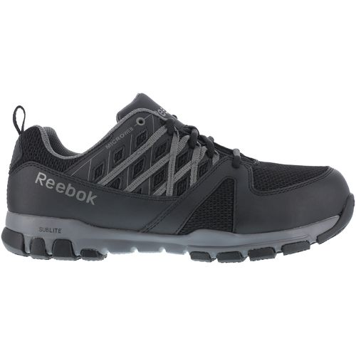 Display product reviews for Reebok Men's SubLite ESD Steel Toe Work Shoes