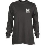Three Squared Juniors' University of Memphis Tower Long Sleeve T-shirt - view number 2