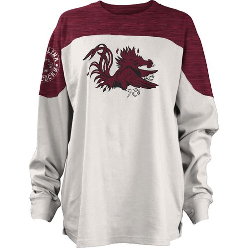 Three Squared Juniors' University of South Carolina Cannondale Long Sleeve T-shirt