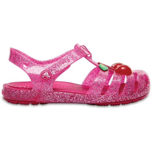 Crocs Girls' Isabella Novelty Sandals