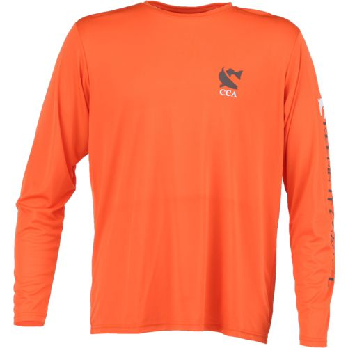 Display product reviews for CCA Men's Keepin' It Coastal Long Sleeve T-shirt