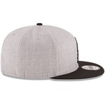New Era Men's San Antonio Spurs 9FIFTY 2T Snapback Cap - view number 5