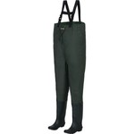 Compass 360 Oxbow 2 Ply Rubber Cleat Chest Bootfoot Wader - view number 2