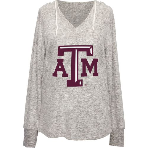 Chicka-d Women's Texas A&M University V-neck Hoodie