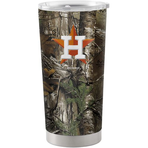 Boelter Brands Houston Astros 20 oz Ultra Stainless Steel Tumbler