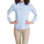 Lee Juniors' Long Sleeve Oxford Blouse - view number 1