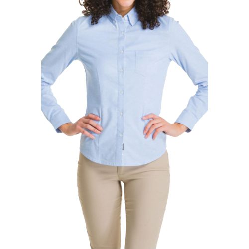 Lee Juniors' Long Sleeve Oxford Blouse