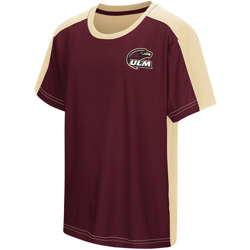 Colosseum Athletics Boys' University of Louisiana at Monroe Short Sleeve T-shirt