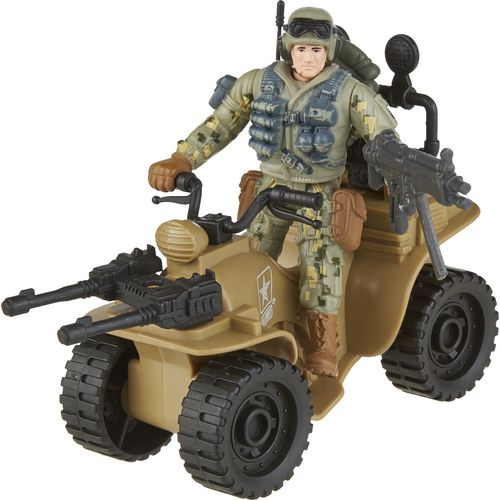 U.S. Army Assault 4-Wheeler Toy Set - view number 1