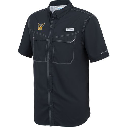 Columbia Sportswear Men's Kennesaw State University Low Drag Offshore Short Sleeve Shirt - view number 3