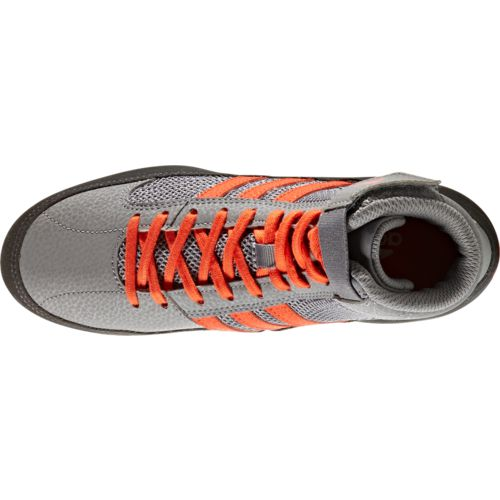 adidas Boys' HVC 2 Laced Wrestling Shoes - view number 4