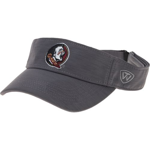 Top of the World Men's Florida State University Upright Visor - view number 2