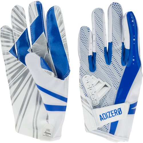 adidas Men's AdiZero 5-Star 6.0 GripTack Football Receiver Gloves - view number 1