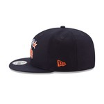 New Era Men's Houston Astros Jose Altuve 27 9FIFTY Snapback Tech Cap - view number 6