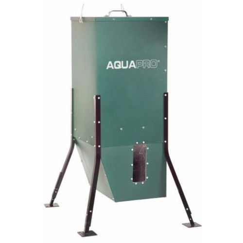 Display product reviews for Wildgame Innovations 20 gal Poly Barrel Digital Fish Feeder