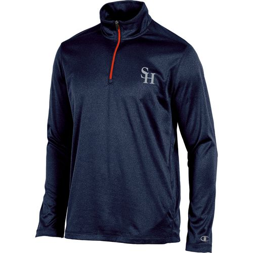 Champion Men's Sam Houston State University Victory 1/4 Zip Long Sleeve Pullover
