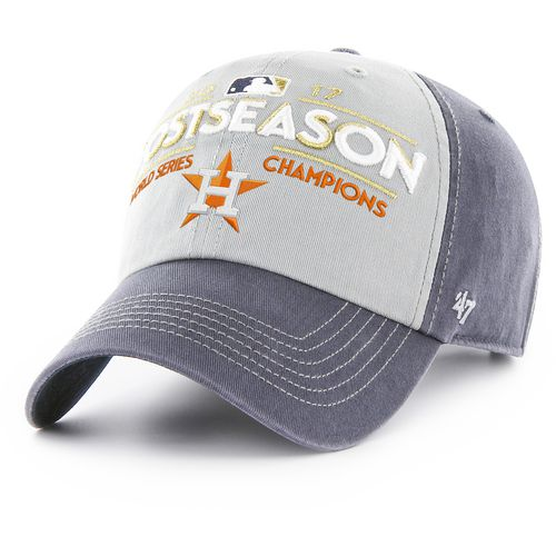 '47 Men's Astros World Series Champions Post Season Cap