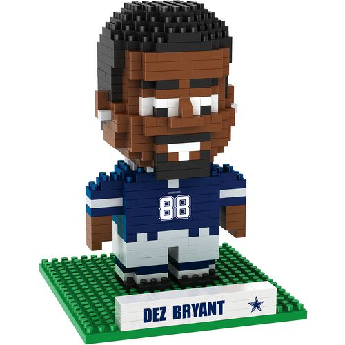 Forever Collectibles™ Dallas Cowboys Dez Bryant #88 3-D BRXLZ Player Puzzle