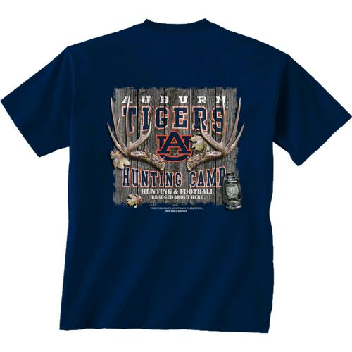 New World Graphics Men's Auburn University Hunt Long Sleeve T-shirt