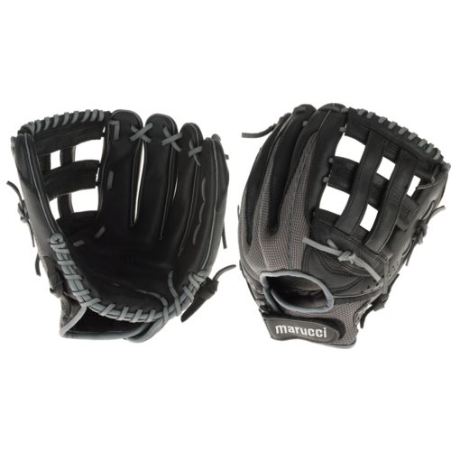 Marucci Kids' Geaux Series 12 in Mesh H-Web Baseball Outfielder/Utility Glove