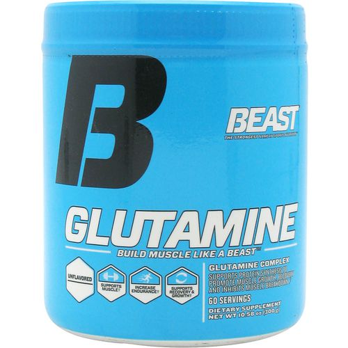 Beast Sports Nutrition Glutamine Supplement