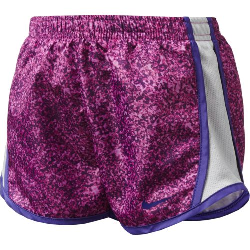Nike Toddler Girls' Dry Tempo Printed Shorts
