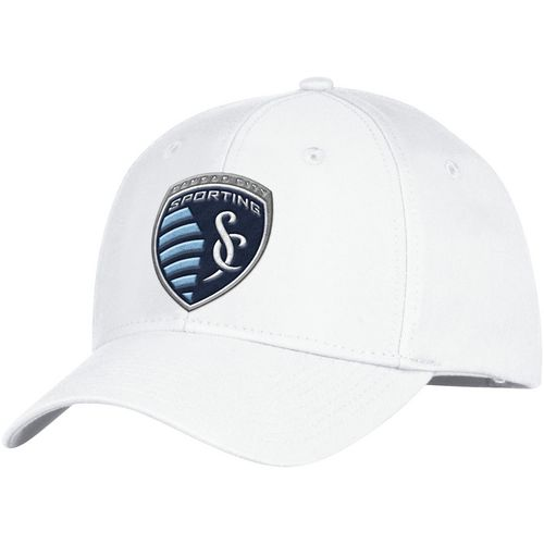 adidas Men's Sporting Kansas City Structured Adjustable Cap